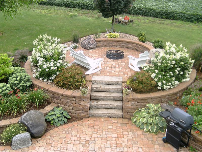 Landscape construction llc home for Landscape construction